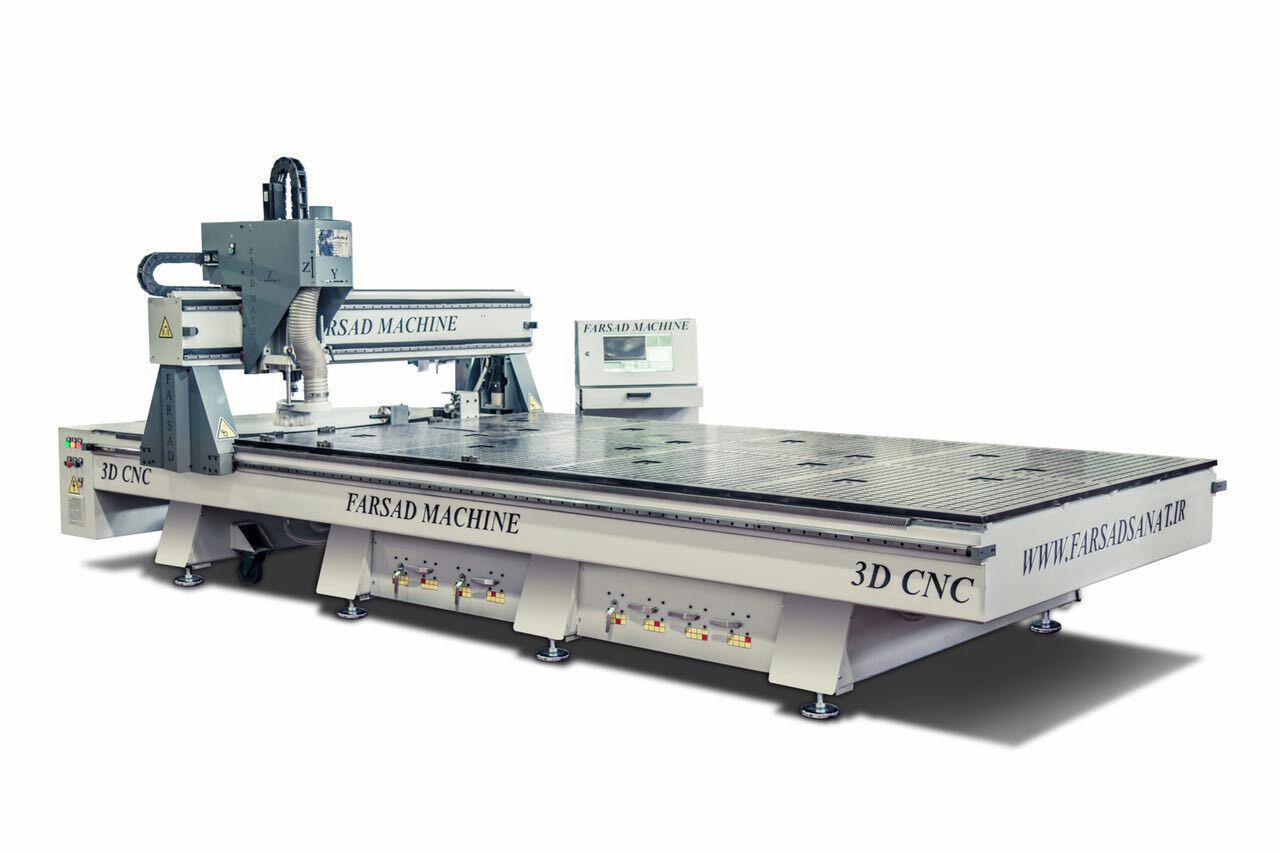 دستگاه سی ان سی CNC اتوماتیک
